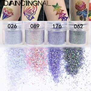 4Pot-Set-Glitter-Eye-Shadow-Chunky-Holographic-Nail-Art-Face-Body-Paint