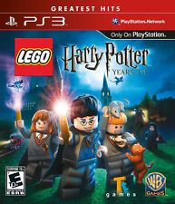 LEGO Harry Potter: Years 1-4 PS3 New Playstation 3