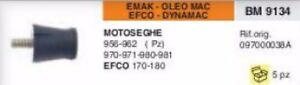 097000038a Antivibrante Motosega Emak Oleomac Efco Dynamac 981 170 180 Service Durable