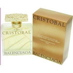 100ml Cristobal De Pack By Eau Details 3 For Women Toilette 33oz About Sealed Balenciaga Spray 0kwXO8nP