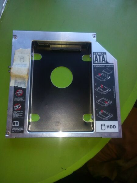 12mm Hard Drive Caddy Pure En Milde Smaak