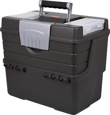 Curver Werkzeugkoffer Senkrecht  Werkzeugkiste  Werkzeugkasten Box Werkzeugbox