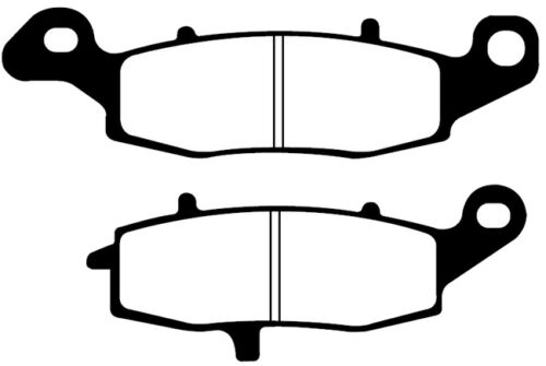 VLR1800 EBC Sintered REAR Brake Pads fits Suzuki C1800R 2008 to 2013 RT