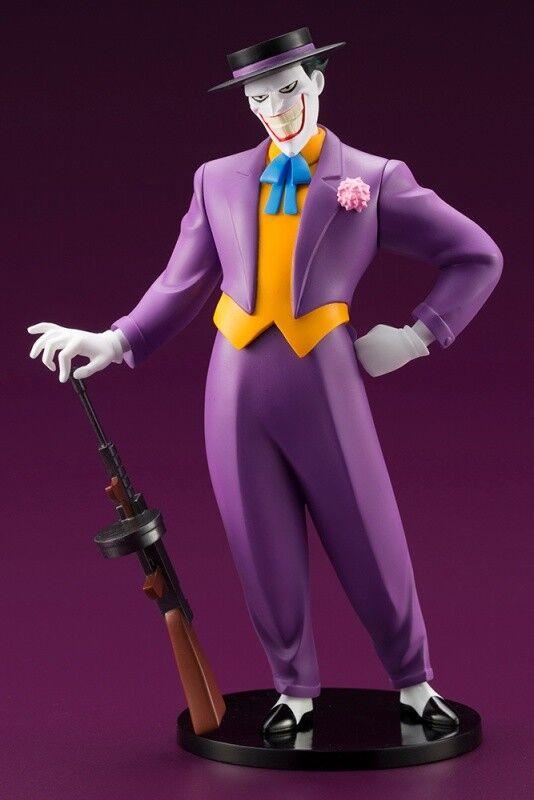 Batman Animated Series THE JOKER - ARTFX+ Statue Figure 1 10 Scale Kotobukiya