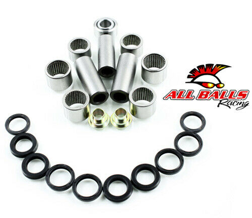 All Balls 27-1162 Swing Arm Linkage Bearing and Seal Kit 131135