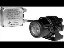 1F0 008 390-801 Hella MICRO DE XENON Fernscheinwerfer Set schwarz rund Zusatzsch