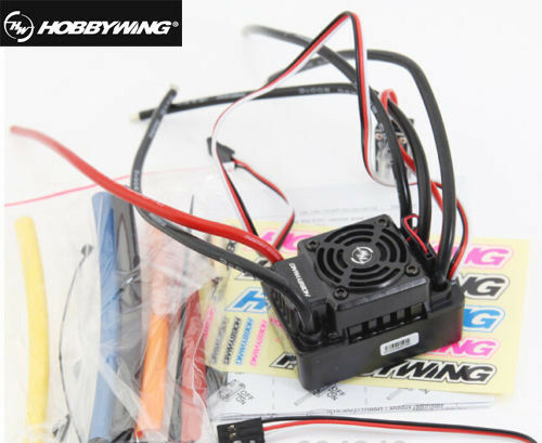 Hobbywing Speed Controller EZRUN Waterproof WP SC8 120A  Brushless ESC T Plug