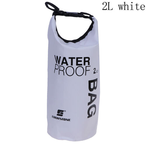 Portable Swimming Dry Bag Waterproof Surfing KayakStorage Pouch Floating Sack+q