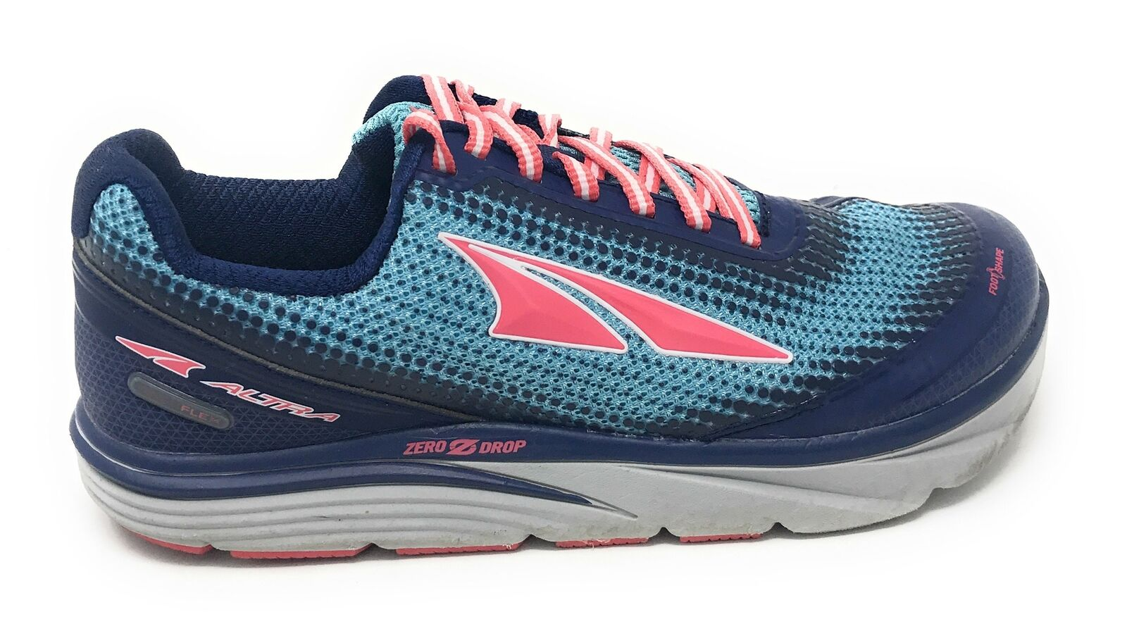 Altra Women's Torin 3 Road Running shoes, blueee Coral - 8.5 B US Used