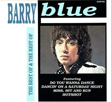 (CD) The Best Of & The Rest Of Barry Blue - Do You Wanna Dance, Hot Shot,u.a.