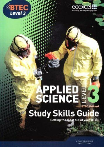 1 of 1 - Applied science, BTEC National: Level 3, Study skills guide