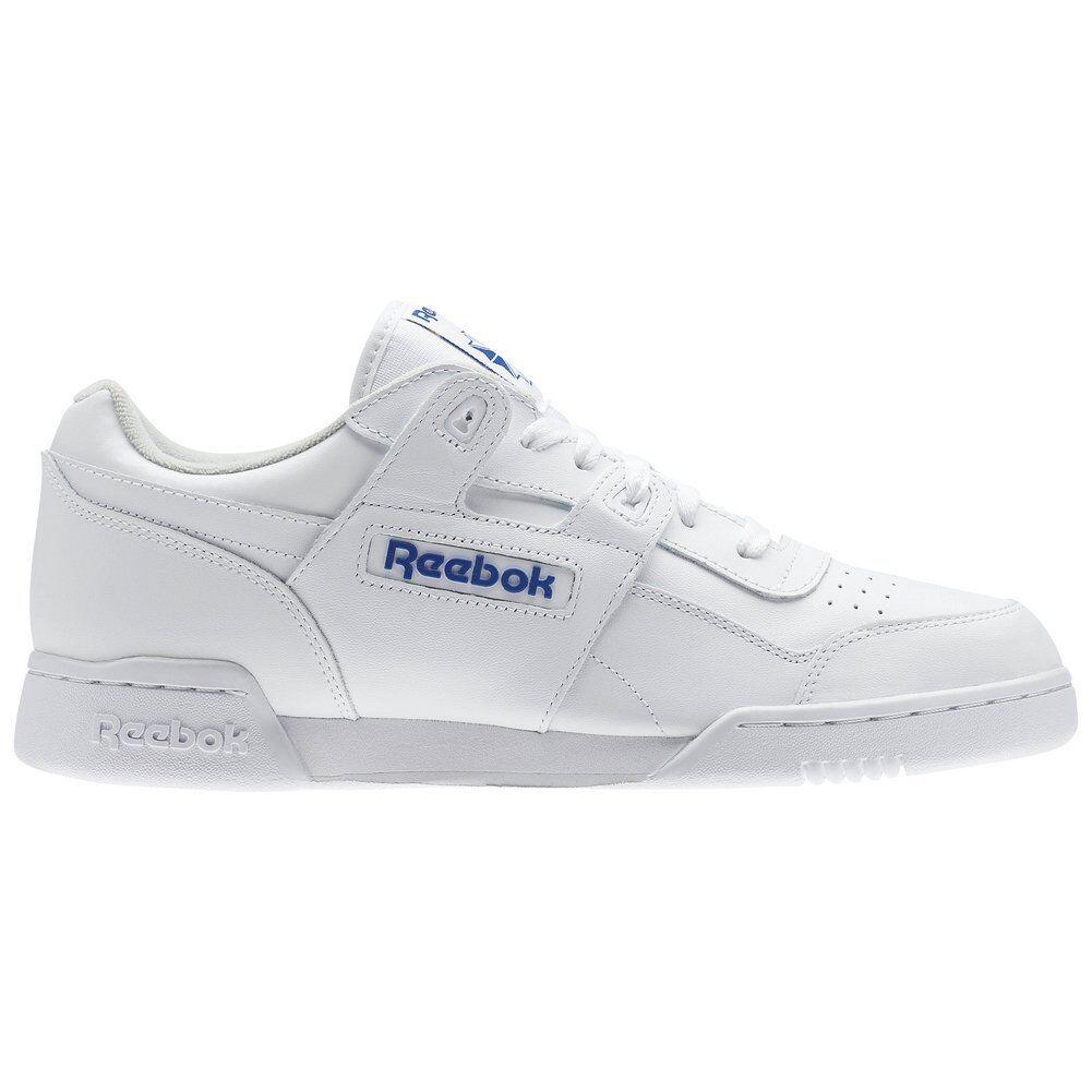 Shoes Workout Plus Reebok White Men 2759