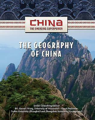 1 of 1 - The Geography of China (China: The Emerging Superpower)-ExLibrary