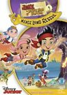 Jake And The Never Land Pirates - Jake's Never Land Rescue (DVD, 2013)