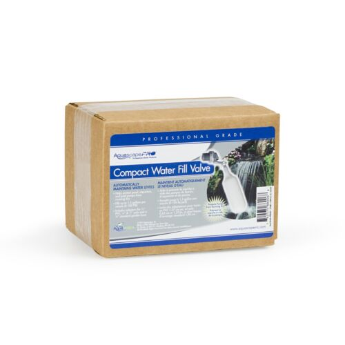 AQUASCAPE #88006 COMPACT WATER FILL VALVE includes fittings