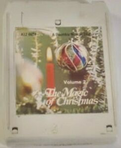 The Magic Of Christmas Volume 2 (8-Track Tape, A12 6658)