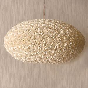 muschel h ngelampe embudu gro beleuchtung pendel lampe. Black Bedroom Furniture Sets. Home Design Ideas