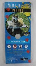 Coolaroo Steel Frame Pet Bed for Medium Dogs - Nutmeg Color