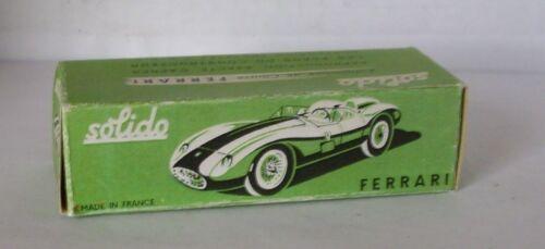 Repro Box Solido Nr.103 Ferrari
