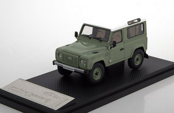 ALMOST REAL ALM410204 Land Rover Defender 90 Heritage Edition 2015 1 43