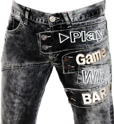 Vintage Bar Hose 40 34 33 Star Of 30 36 38 32 Men Hip Jeans W Denim Designer 31 qwTf8fE1