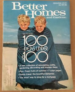 Better-Homes-and-Gardens-vintage-issue-July-1973-recipes-1970s-ads-patterns