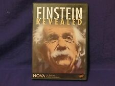 Einstein Revealed DVD Movie 2004 NOVA As Seen on Public TV Printable Materials