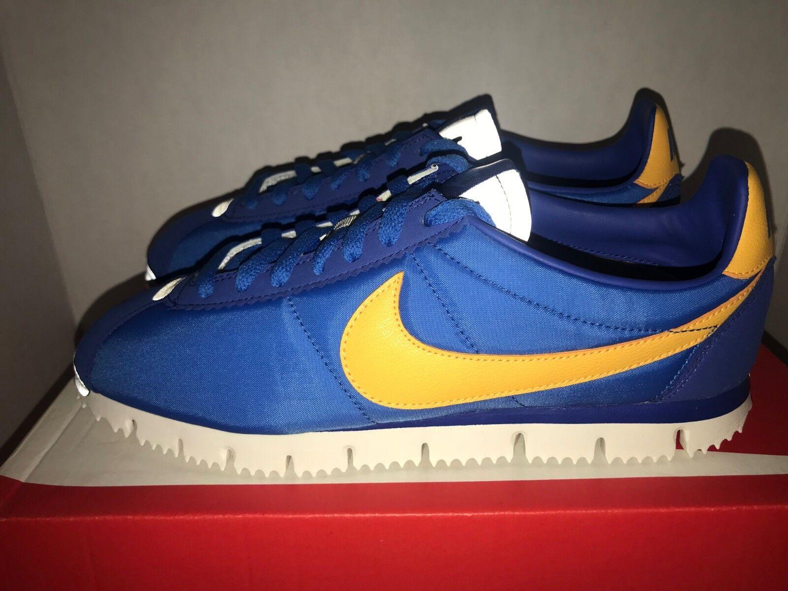 Nike cortez nm nm nm - männer - größe 9 9,5 italien blau 621328 470 772f7f