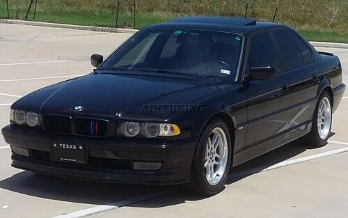ALP Style Splitter Addon Valance Lip Apron Spoiler Fits BMW E38