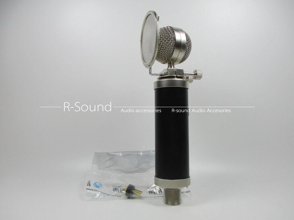 Micrófono Condensador mbsbb Shell De Metal Metal Metal Para Bebé Botella Mic Hazlo tú mismo  diseñador en linea