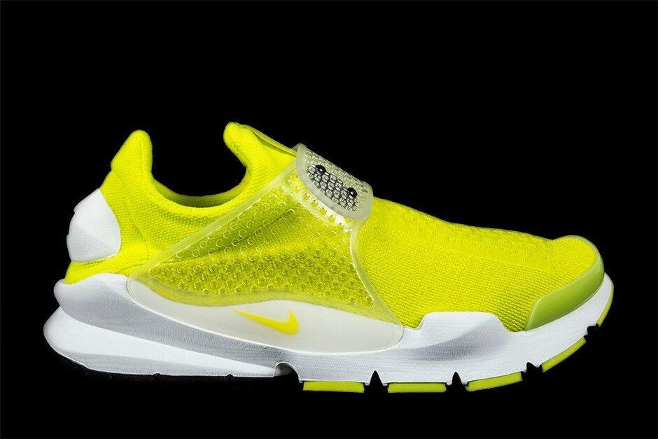Nike Sock Dart SP Neon Yellow Volt Nike Lab SB Quickstrike Koston 7 8 10