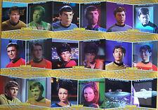 Star Trek TOS Heroes & Villains Mirror Mirror Chase Set