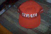 Brand Strata Ben Hogan Golf Cap- Orange Hat