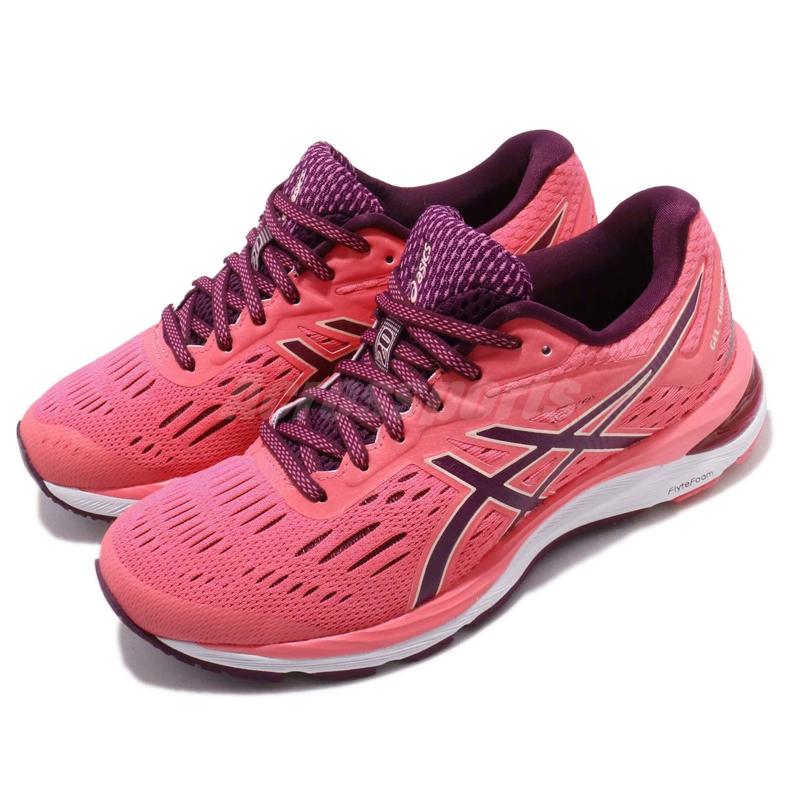 Asics Gel Cumulus 20 Pink Cameo pinklle Women Running shoes Sneaker 1012A008-700