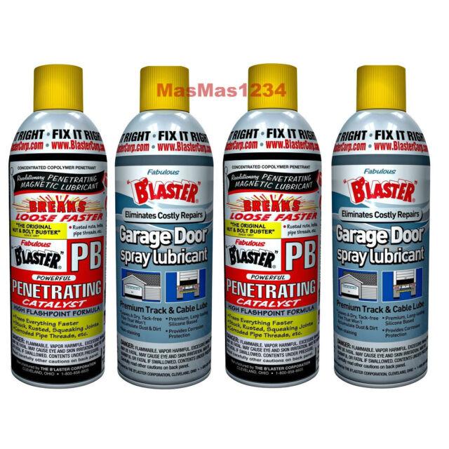 Blaster 16 Pb Penetrating Catalyst 16 Gdl Garage Door Spray