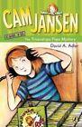 Cam Jansen The Triceratops Pops Mystery 15 Book David a Adler PB BAZ