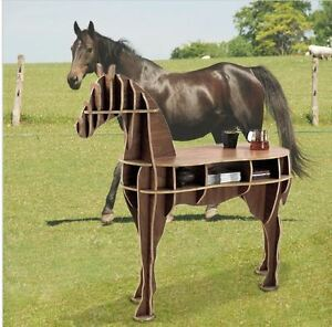 Image Is Loading 48 8 034 Horse Desk Horse Coffee Table