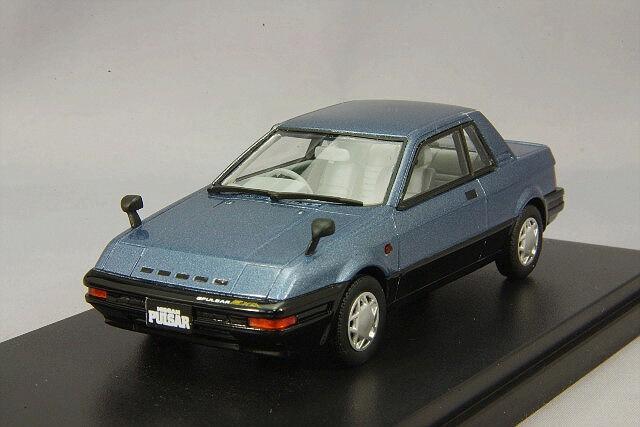 1 43 Hi-Story Nissan Pulsar Exa 1982 dark Blau   schwarz HS133BL