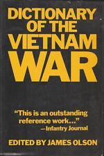 Vietnam War Dictionary Battles Chronology Biography Literature Olson 1990 Alpha