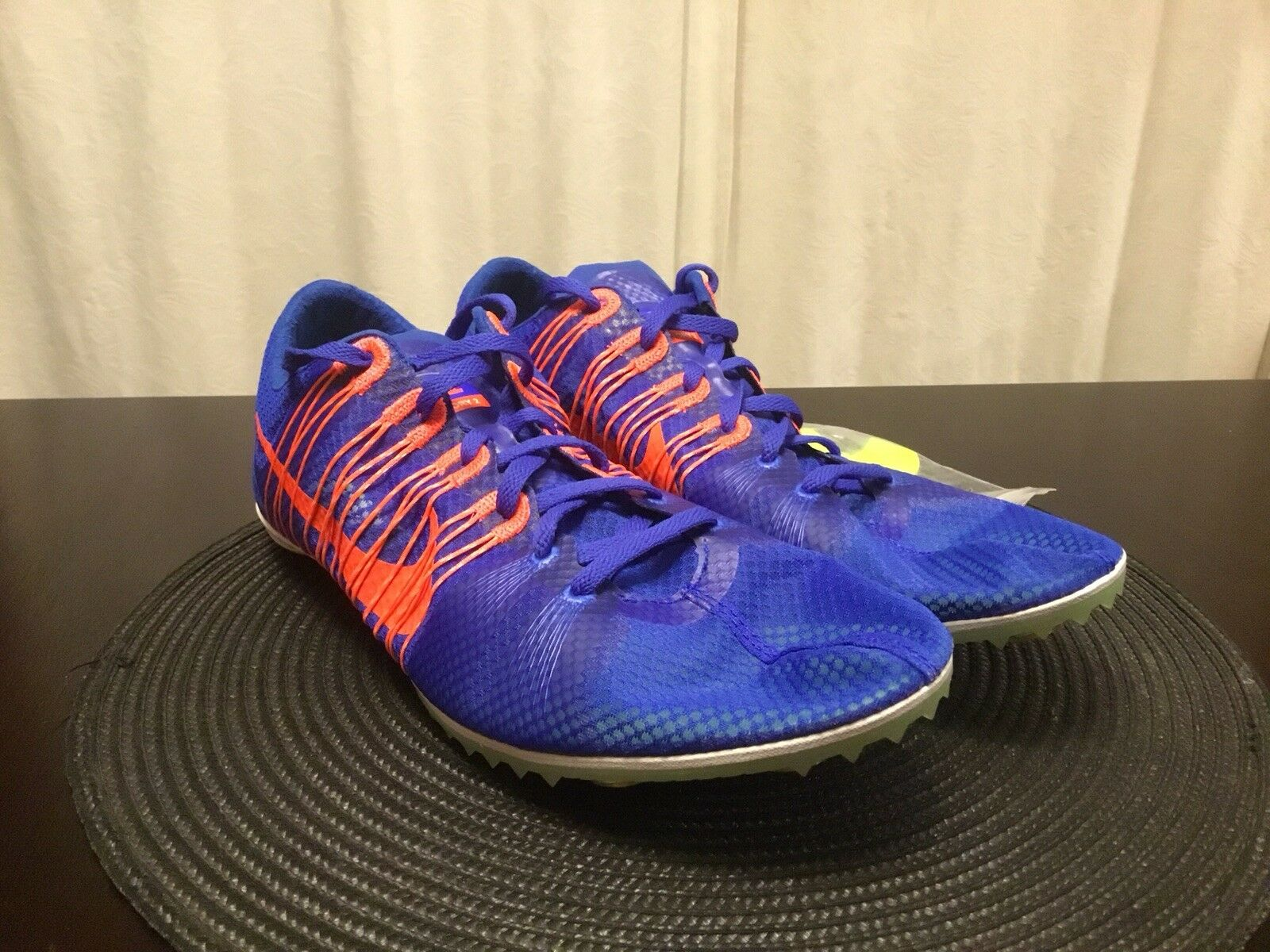 c934a57e68a8e ... Nike Mens Mens Mens Zoom Victory 2 Flywire Spikes Track Shoes 555365  487 US 13 New ...