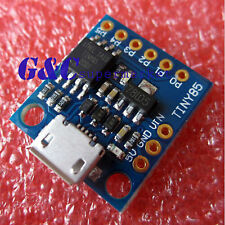 Digispark Kickstarter ATTINY85 Arduino General Micro USB Development Board