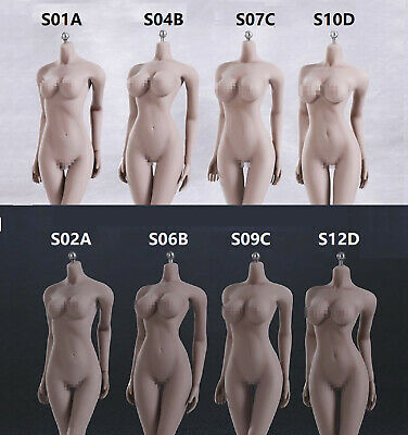 SUNTAN-S06 S06B 1//6 Scale Phicen Female seamless body with metal skeleton