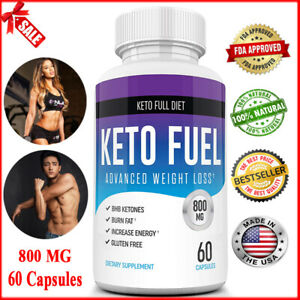 Details About Keto Fuel Diet Pills Top Keto Max From Shark Tank Advanced Weight Loss Pills
