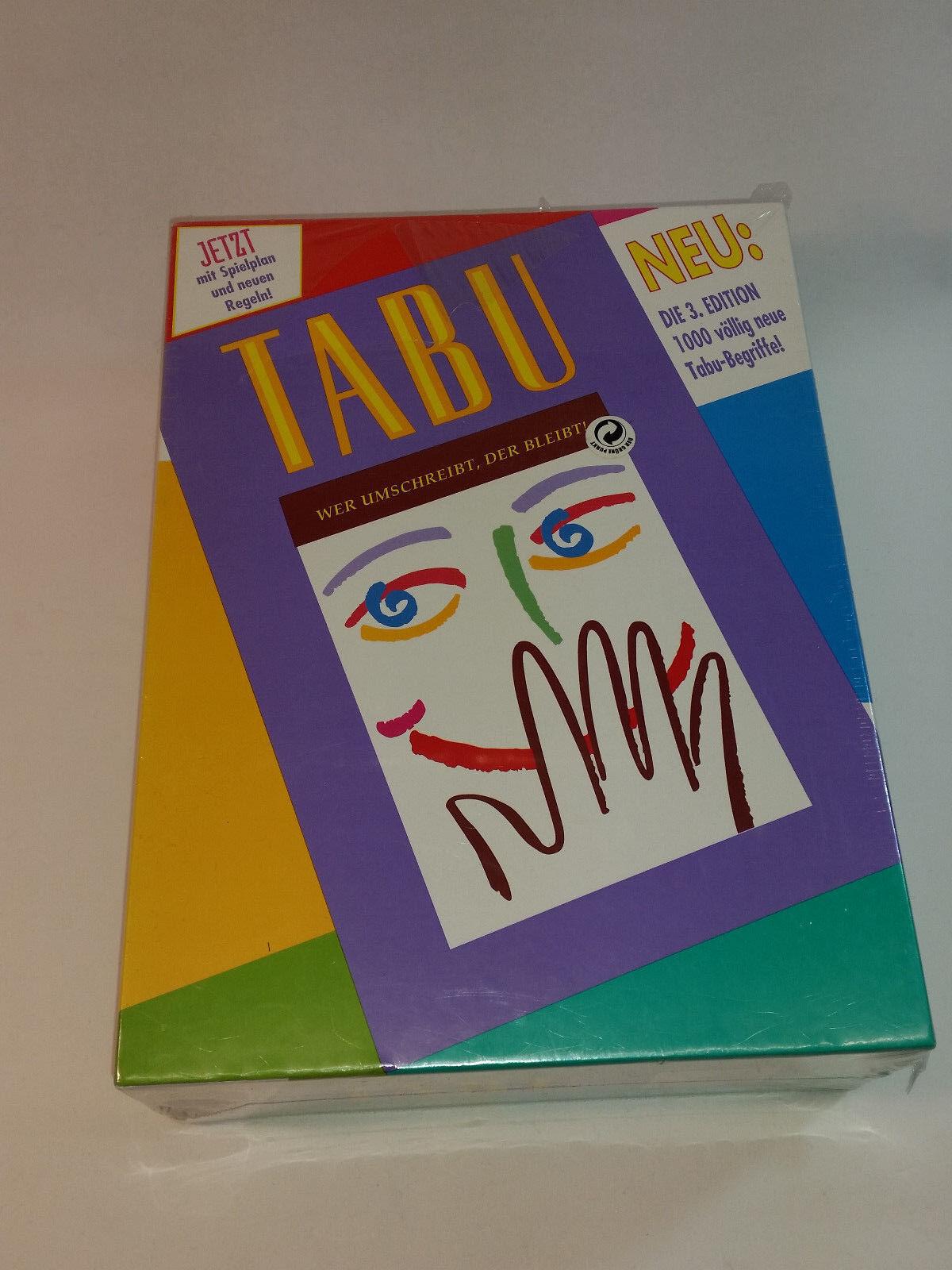 Tabu-la 3. Edition quién describe, el sigue siendo  - salida nuevo lámina