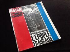 Paris Match, Du 27 Juin 1964, 4Eme Numéro Historique, L'Epoque Française