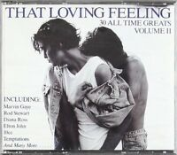 That Loving Feeling 2 (#dincd7) Marvin Gaye, Rod Stewart, Diana Ross, 1.. [2 CD]