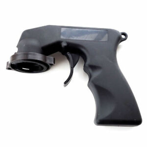 New-Aerosol-Spray-Painting-Can-Gun-Handle-With-Full-Grip-Trigger-Locking-Collar
