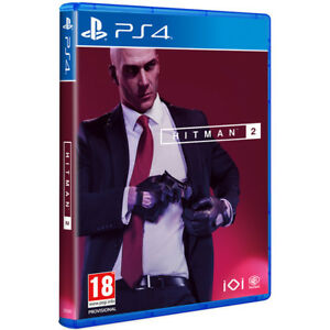 Hitman 2 Ps4 Leer Descripción (Read Description)