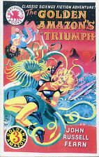 John Russell Fearn-The Golden Amazon's Triumph #3-Gryphon Books-1st US-DJ
