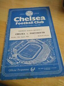 Chelsea  v  Portsmouth 25853 - Southend-on-Sea, United Kingdom - Chelsea  v  Portsmouth 25853 - Southend-on-Sea, United Kingdom